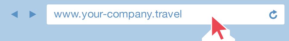 .travel domain name